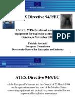 ATEX Directive 94/9/EC PPT