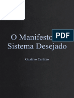 O Manifesto Do Sistema Desejado
