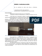 ATIVIDADE 1 - Coeficientes de Atrito (1)