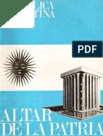 Altar patria