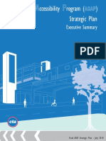 ASAP Strategic Plan Executive Summary