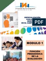 especialización modulo 1 -EVALUACIÓN.ppt