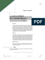 Dialnet-LaAccionExteriorEnLaTransformacionDeConflictosInte-5146346