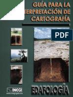Guía Para La Interpretación de Cartografía Edafología