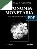 economia monetaria moretti
