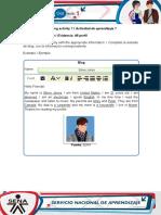 AA1-Evidence 1 My Profile Kelly