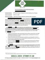 Independent investigation at Weinert Elementary School