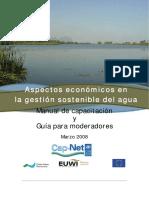 Aspectos Económicos en la Gestión Sostenible del Agua.pdf