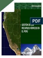 Info Complementaria Planificación Recursos Hídricos
