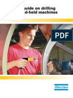 Pocket Guide on Drilling With Hand Held Machines