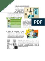 Politicas Empresariales y Reglas Empresariales