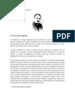 Jose María Arguedas -- Los Escolleros