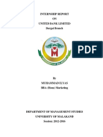 management marketing fyp thesis report
