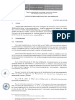 Resolucion Consejo Directivo 064 2018 Resuelve Aprobar Pda Ufroosvelt