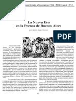La Nueva Era en la Prensa de Bs As - Maria Julia Carozzi.pdf