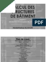 CSB  _ Introduction à la conception des  structures