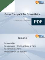 Introducción energía solar