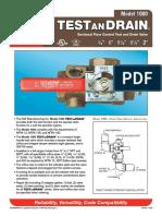Detector de Flujo - Potter Roemer