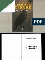 Henri Lefebvre - O direito à cidade.pdf