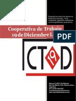 CT19D - PRODUCCIÓN METALÚRGICA PARA EL ESTADO