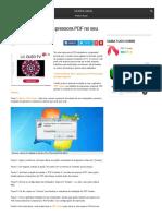 Www Techtudo Com Br Dicas e Tutoriais Noticia 2016 02 Como Instalar Uma Impressora PDF No Seu Pc HTML
