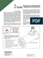 Medidor de Flujo - Mc Crometer MW-500