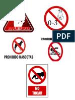 5 Imagenes de Advertencias
