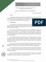 Resolucion Consejo Directivo 077 2018 Resuelve Declarar Improcedente Sli u.internacional Del Sur