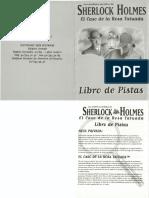 Los Archivos Secretos de Sherlock Holmes - El Caso de La Rosa Tatuada - Libro de Pistas