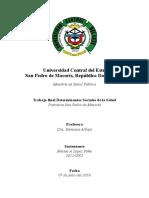 Provincia San Pedro de Macoris PDF