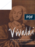 Vivaldi the Four Seasons and Other Concertos