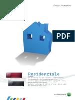 Catalogo Residenziale 2018 Def 2211