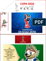 Copa 2018 - Grupos (1)