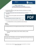 MIV-U2- Actividad Evaluable 2. Energías Cinética Potencial y Ley de La Conservación de La Energía