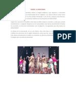 Aportes Culturales de la Conquista del Perú