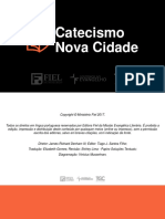Catecismo Nova Cidade Power Point