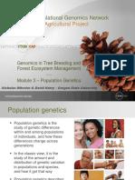 Population Genetics