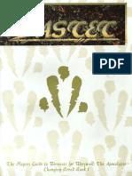 Breedbook 1 - Bastet