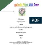 Analis Juan Salvador Gabiota Asli