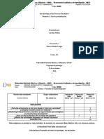 Anexo 1 y 2 Formato de Autoevaluación..