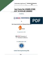 USAID-STARENERGY-Scholarship-Application-2013.docx