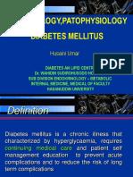 Epidemiologi, Klasifikasi, Diagnosis DM
