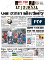 0929 issue of the Daily Journal