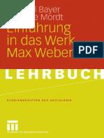 Werk Max Weber