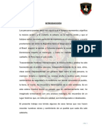 Escuela PNP - Tacna Trafico de Drogas