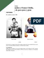 Historia Del Boxeo-