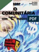 Cartilha Para fazer RÁDIO COMUNITÁRIA com C maiúsculo
