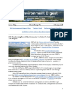 Pa Environment Digest July 23, 2018