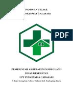 Dokumensaya.com 7231 Panduan Triase