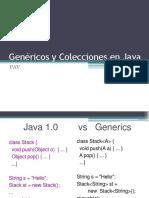 Gen Ricos y Colecciones en Java